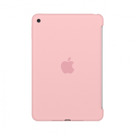 Apple iPad mini 4 Silicone Case - Pink