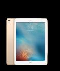 "Apple 9.7"" iPad Pro Cellular 32GB - Gold"