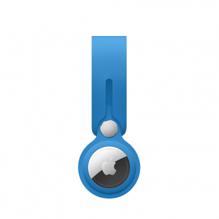 Apple AirTag Loop - Capri Blue (Seasonal Summer2021)