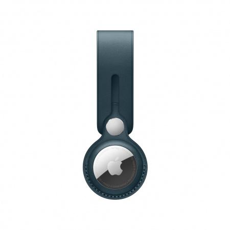 Apple AirTag Leather Loop - Baltic Blue (Seasonal Summer2021)