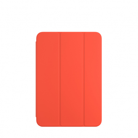 Apple Smart Folio for iPad mini (6th generation) - Electric Orange  (Seasonal Fall 2021)