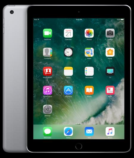 Apple 9.7-inch iPad 5 Wi-Fi 32GB - Space Grey