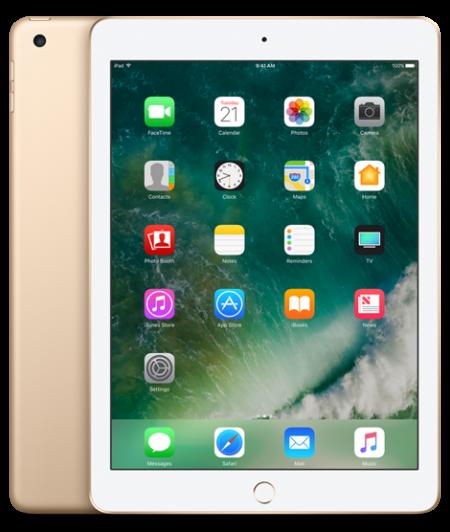 Apple 9.7-inch iPad 5 Cellular 32GB - Gold