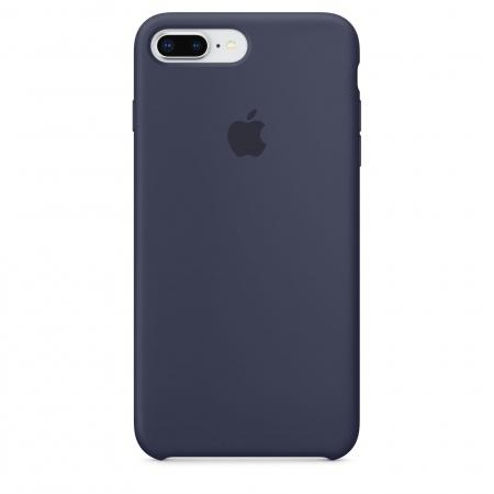 Apple iPhone 8 Plus/7 Plus Silicone Case - Midnight Blue