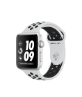 Apple Watch Nike+ GPS 42mm Silver Aluminium Case with Pure Platinum/Black Nike Sport Band
