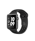 Apple Watch Nike+ GPS 42mm Space Grey Aluminium Case with Anthracite/Black Nike Sport Band