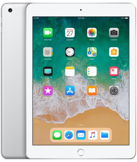 Apple 9.7-inch iPad 6 Cellular 128GB - Silver