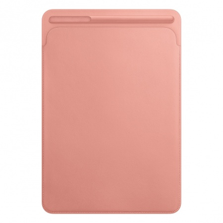 Apple Leather Sleeve for 10.5-inch iPad Pro - Soft Pink 6b5c6428eb