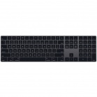 Apple Magic Keyboard with Numeric Keypad - Czech - Space Grey