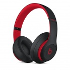 Beats Studio3 Wireless Over-Ear Headphones - The Beats Decade Collection - Defiant Black-Red