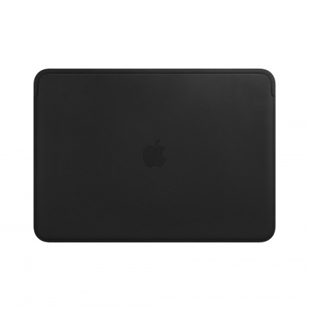 Apple Leather Sleeve for 13-inch MacBook Pro - Black