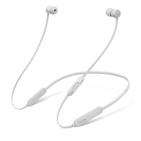 BeatsX Earphones - Satin Silver