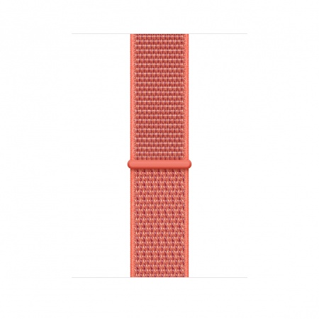 Apple Watch 44mm Band: Nectarine Sport Loop