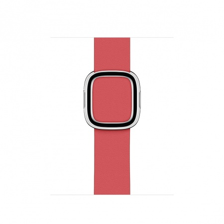 Apple Watch 40mm Band: Peony Pink Modern Buckle Band - Medium