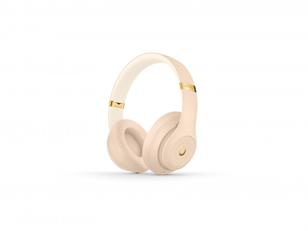 Beats Studio3 Wireless Over-Ear Headphones - Skyline Collection - Desert Sand