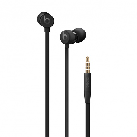 Beats urBeats3 Earphones with 3.5 mm Plug - Black