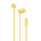 Beats urBeats3 Earphones with Lightning Connector - Yellow