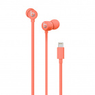 Beats urBeats3 Earphones with Lightning Connector - Coral
