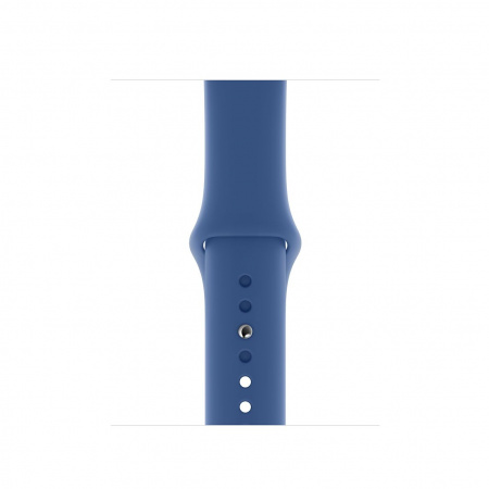 Apple Watch 40mm Band: Delft Blue Sport Band - S/M & M/L (Seasonal Spring2019)