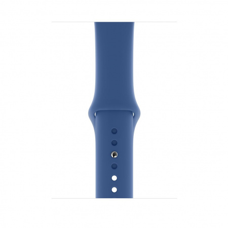 Apple Watch 44mm Band: Delft Blue Sport Band - S/M & M/L (Seasonal Spring2019)