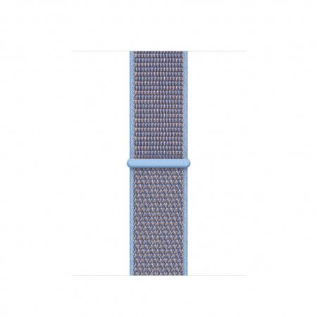 Apple Watch 40mm Band: Cerulean Sport Loop (Seasonal Spring2019)