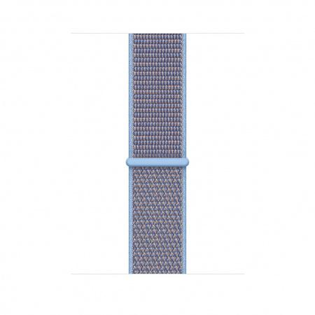 Apple Watch 44mm Band: Cerulean Sport Loop (Seasonal Spring2019)