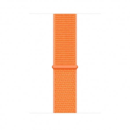 Apple Watch 44mm Band: Papaya Sport Loop (Seasonal Spring2019)