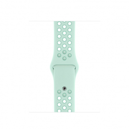 Apple Watch 40mm Nike Band: Teal Tint/Tropical Twist Nike Sport Band Ð S/M & M/L (Seasonal Spring2019)