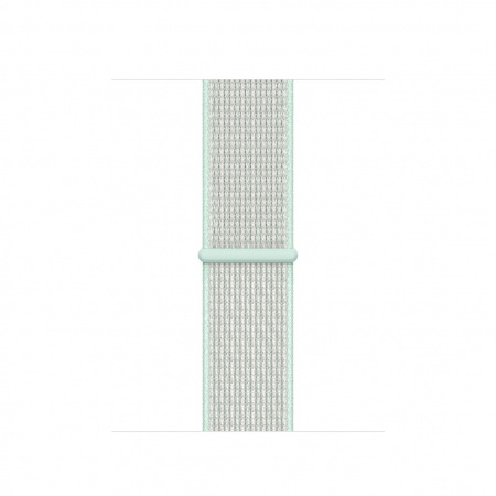 Apple Watch 40mm Nike Band: Teal Tint Nike Sport Loop (Seasonal Spring2019)
