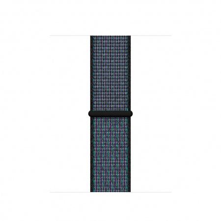 Apple Watch 40mm Nike Band: Hyper Grape Nike Sport Loop (Seasonal Spring2019)
