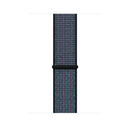 Apple Watch 44mm Nike Band: Hyper Grape Nike Sport Loop (Seasonal Spring2019)