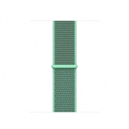 Apple Watch 40mm Band: Spearmint Sport Loop (Seasonal Spring2019)