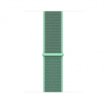 Apple Watch 44mm Band: Spearmint Sport Loop (Seasonal Spring2019)