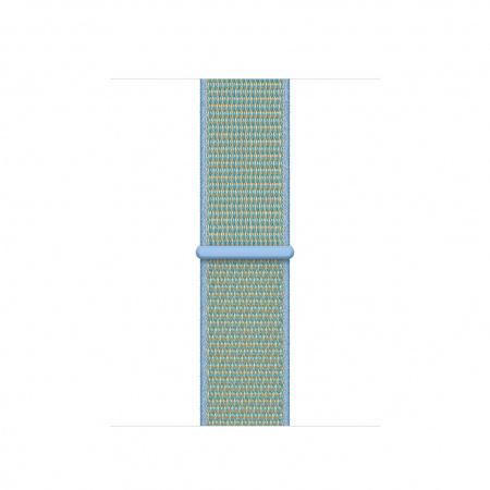 Apple Watch 40mm Band: Cornflower Sport Loop   (Seasonal Summer2019)