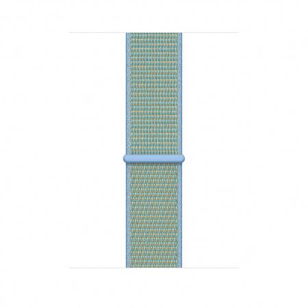 Apple Watch 44mm Band: Cornflower Sport Loop   (Seasonal Summer2019)