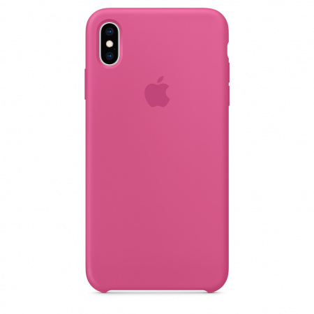 Apple iPhone XS Max Silicone Case - Dragon Fruit   (Seasonal Summer2019)