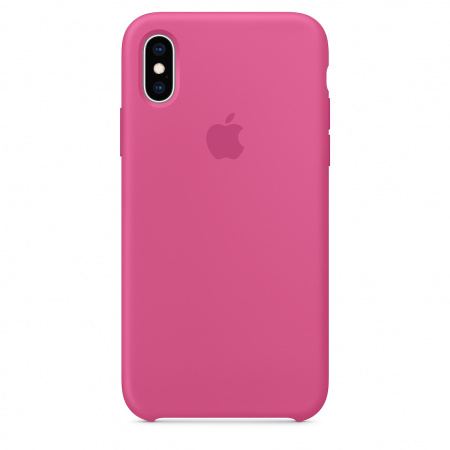Apple iPhone XS Silicone Case - Dragon Fruit   (Seasonal Summer2019)