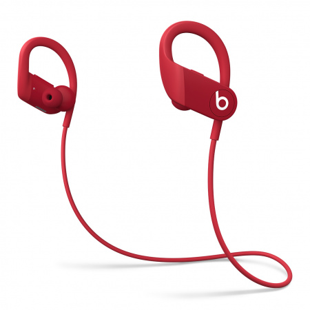 Beats Powerbeats High-Performance Wireless Earphones - Red