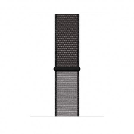 Apple Watch 44mm Band: Anchor Gray Sport Loop - Regular