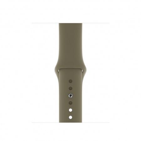 Apple Watch 40mm Band: Khaki Sport Band - S/M & M/L (Seasonal Winter2019)