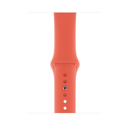 Apple Watch 44mm Band: Clementine Sport Band - S/M & M/L