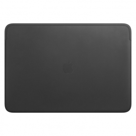 Apple Leather Sleeve for 16-inch MacBook Pro - Black