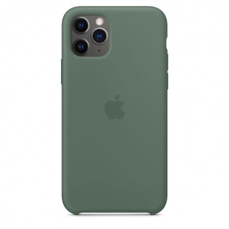 Apple iPhone 11 Pro Silicone Case - Pine Green (Seasonal Autumn 2019)