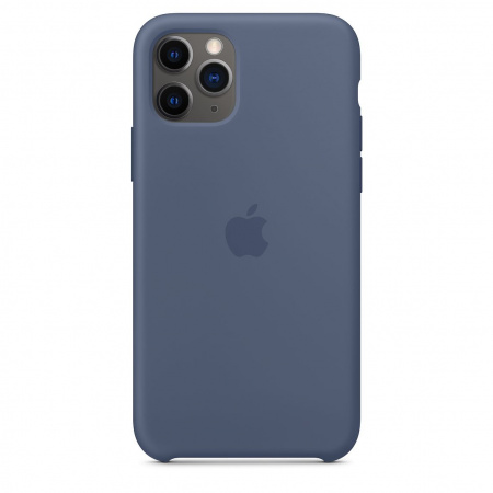 Apple iPhone 11 Pro Silicone Case - Alaskan Blue (Seasonal Autumn 2019)