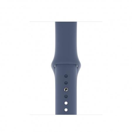 Apple Watch 40mm Band: Alaskan Blue Sport Band - S/M & M/L