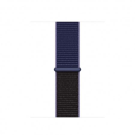 Apple Watch 40mm Band: Midnight Blue Sport Loop