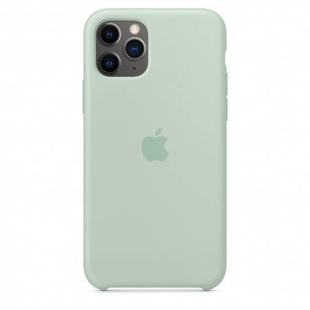 Apple iPhone 11 Pro Silicone Case - Beryl (Seasonal Winter2019)