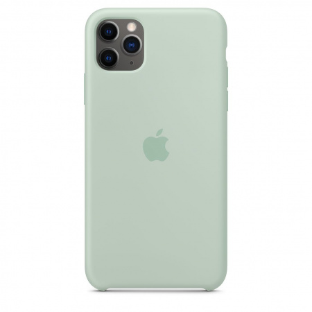 Apple iPhone 11 Pro Max Silicone Case - Beryl (Seasonal Winter2019)