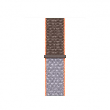 Apple Watch 40mm Band:  Vitamin C Sport Loop (Seasonal Spring2020)