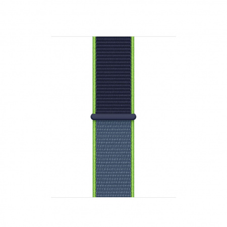Apple Watch 40mm Band:  Neon Lime Sport Loop (Seasonal Spring2020)